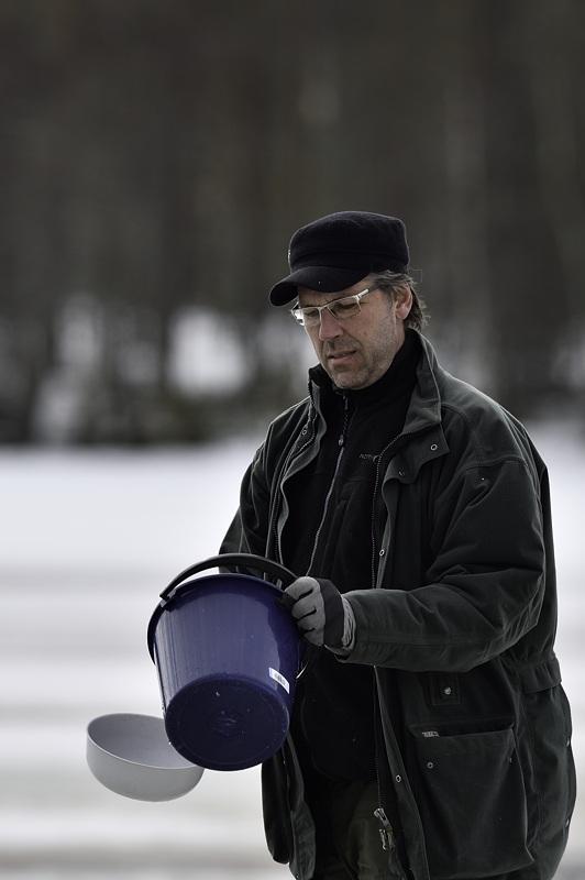 Olli Lamminsalo East of Kuusamo on the era borders Russian